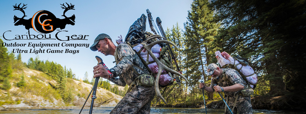 Shop Caribou Gear Big Game Meat Bags