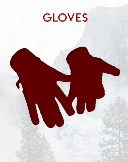 Gloves Selection on BlackOvis.com