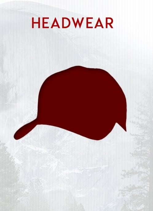 Headwear Selection on BlackOvis.com