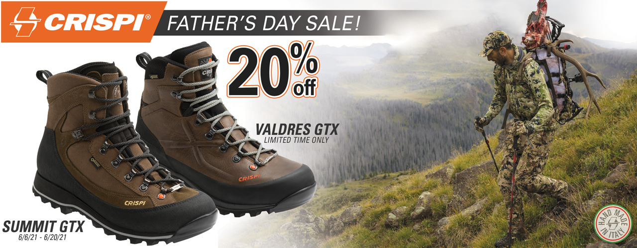 Crispi Father's Day Sale