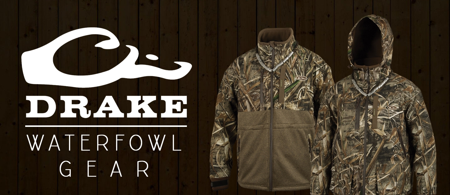 Drake Waterfowl Gear