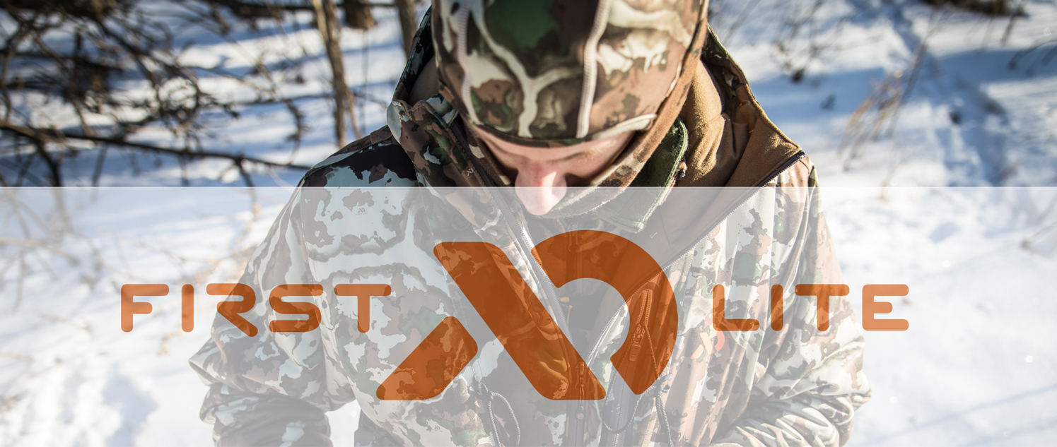 First Lite Merino Wool Hunting Camo Clothing and Gear