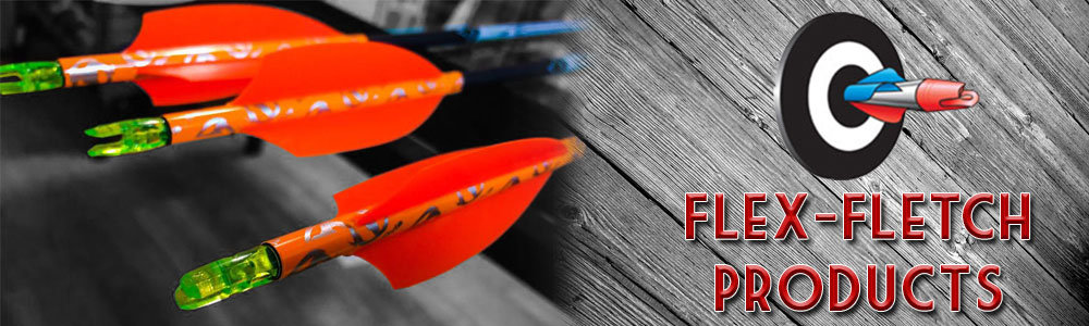 Flex-Fletch Vanes - Leading the Archery Industry since 1970