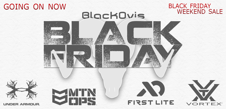 Black Friday Hunting Deals