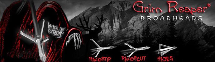 Grim Reaper Archery Broadheads