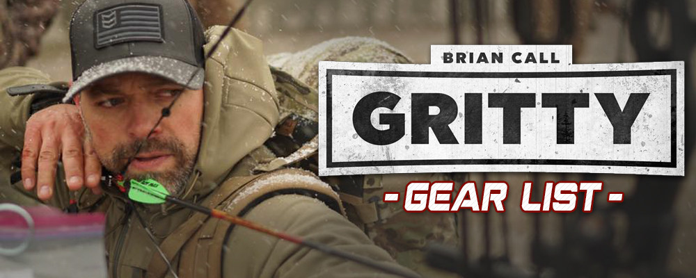 Gritty Bowmen - Gear List - Landing Page