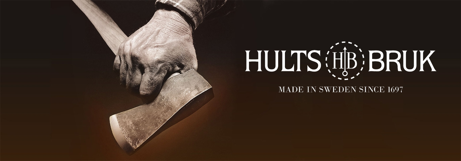 Hults Bruk Axes and Hatchets