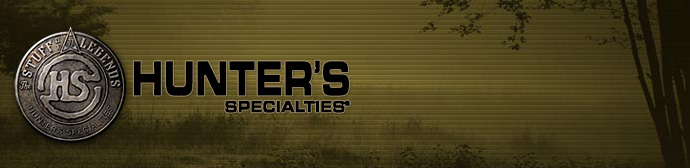 Hunters Specialty hunting accessories
