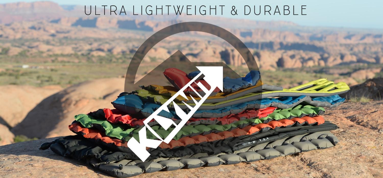 Klymit Sleeping Pads Hunting And Outdoor Lightweight