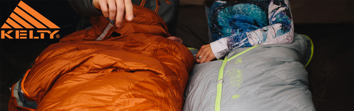 Shop Kelty Sleeping Bags and Tents