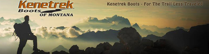 Kenetrek Boots and Gaiters
