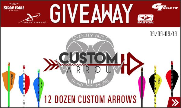 Arrow Giveaway