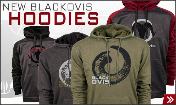 BlackOvis Hooded Sweatshirts