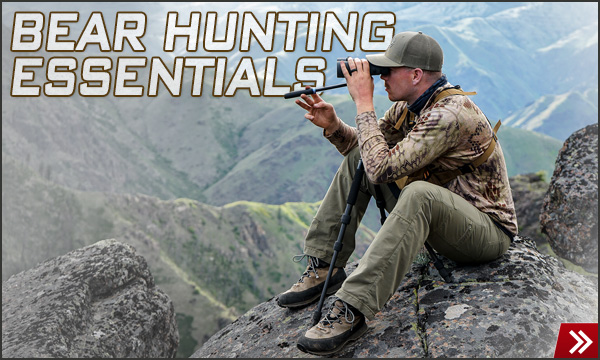 Bear Hunting Essentials