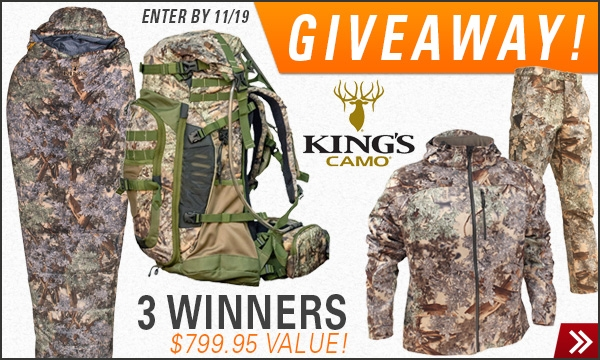 King's Giveaway