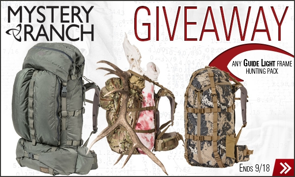 Mystery Ranch Giveaway