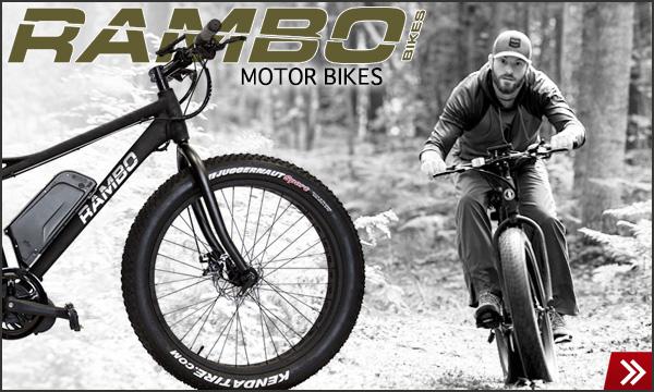 Rambo Motorized Bikes