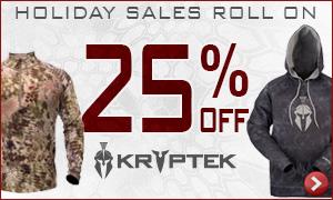 Save on Kryptek Gear