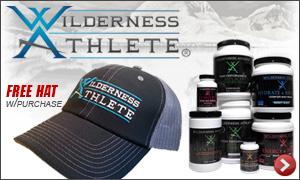 Free Wilderness Athlete Hat