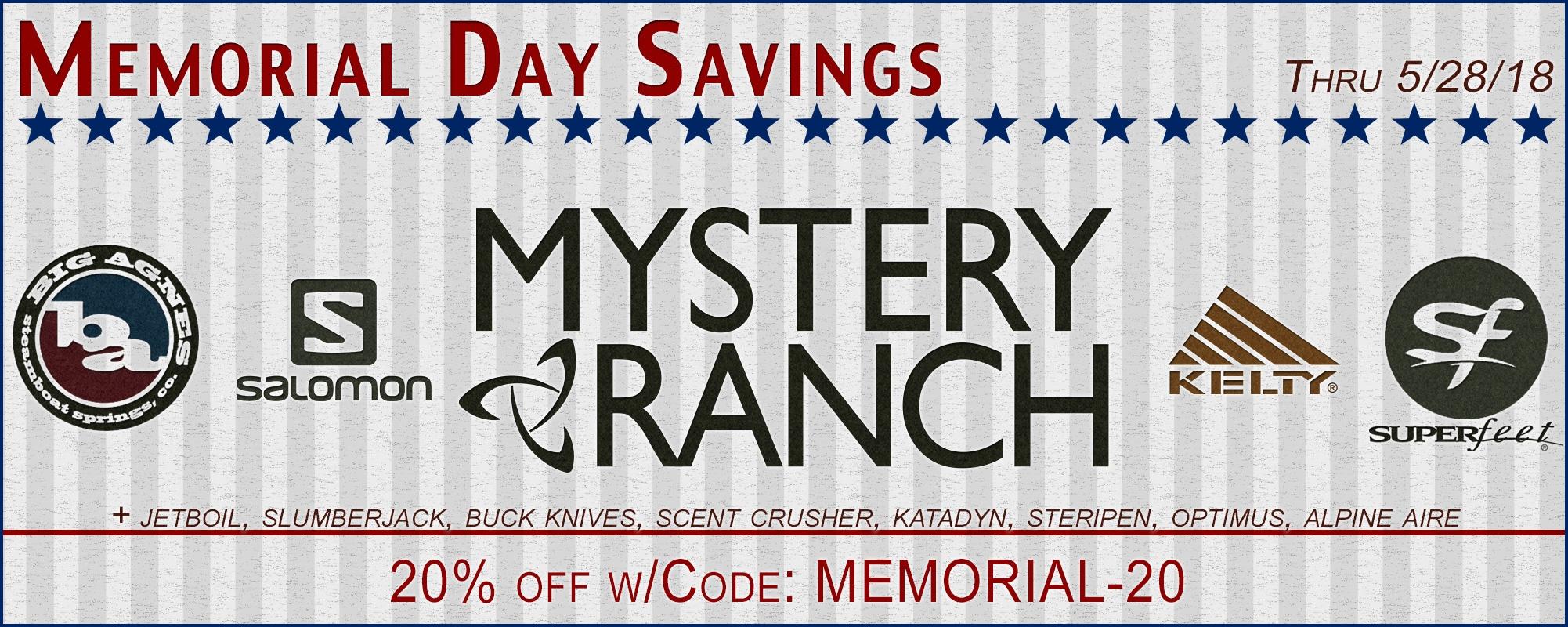 Memorial Savings