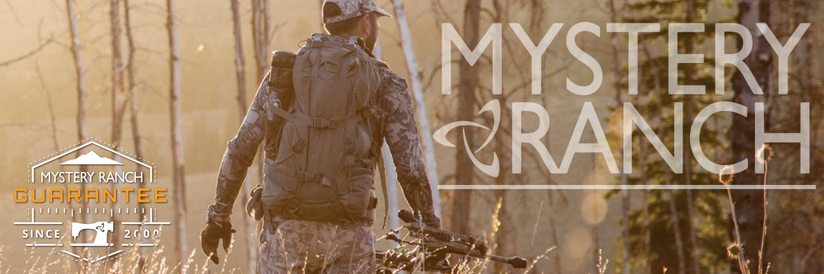 Mystery Ranch Hunting Packs