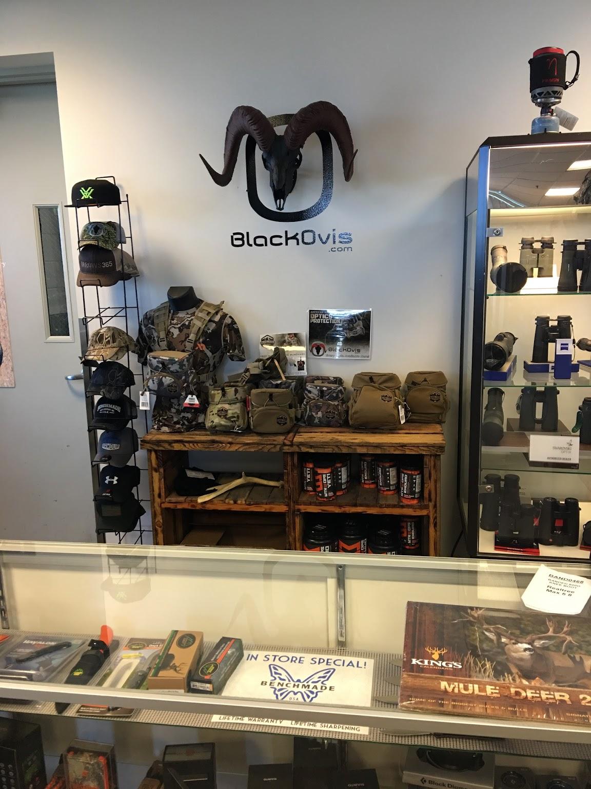 BlackOvis.com Storefront