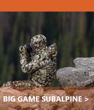 Sitka Big Game Subalpine