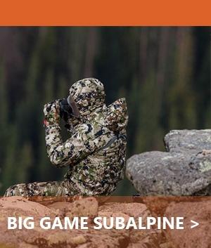 Sitka Big Game Subalpine