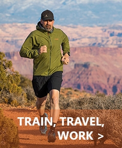 Sitka Train, Travel, Workwear