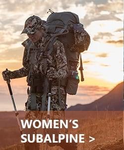 Sitka Women's Subalpine