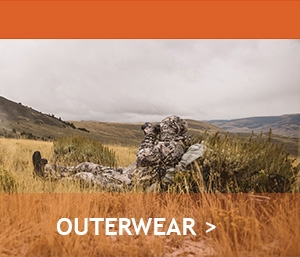 Sitka Open Country Outerwear