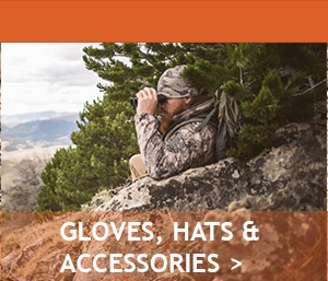 Sitka Open Country Accessories