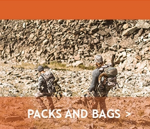 Sitka Open Country Packs
