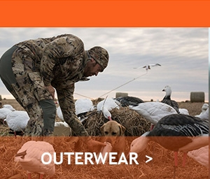 Sitka Waterfowl Marsh Outerwear