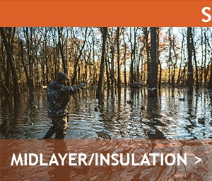 Sitka Timber Marsh Insulation