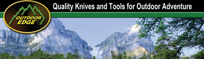 Outdoor Edge Hunting Knives and Cutlery Sets