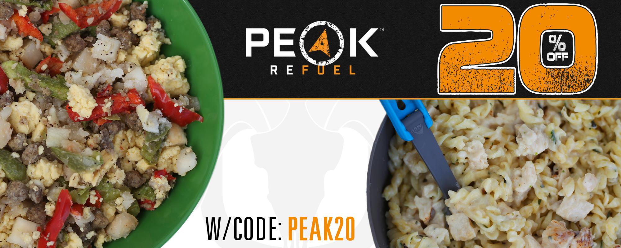 Peak Refuel Sale
