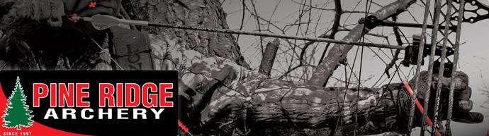 Pine Ridge Archery on BlackOvis.com