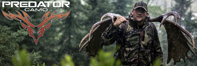 Predator Hunting Camo