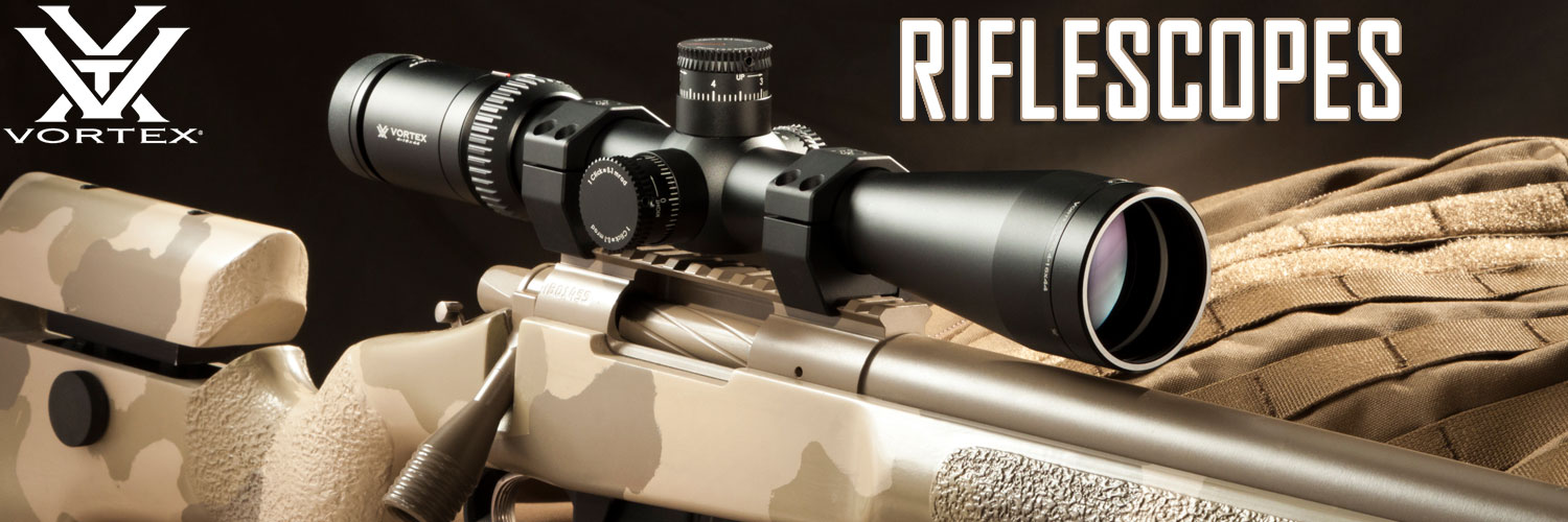 Vortex Rifle Scopes