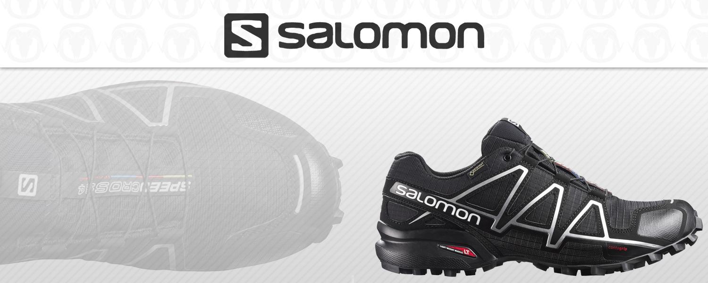 SALOMON - Aggressive Grip - Extreme Comfort