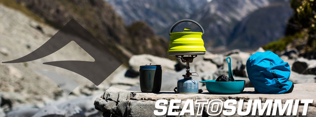 Sea to Summit Backpacking Gear