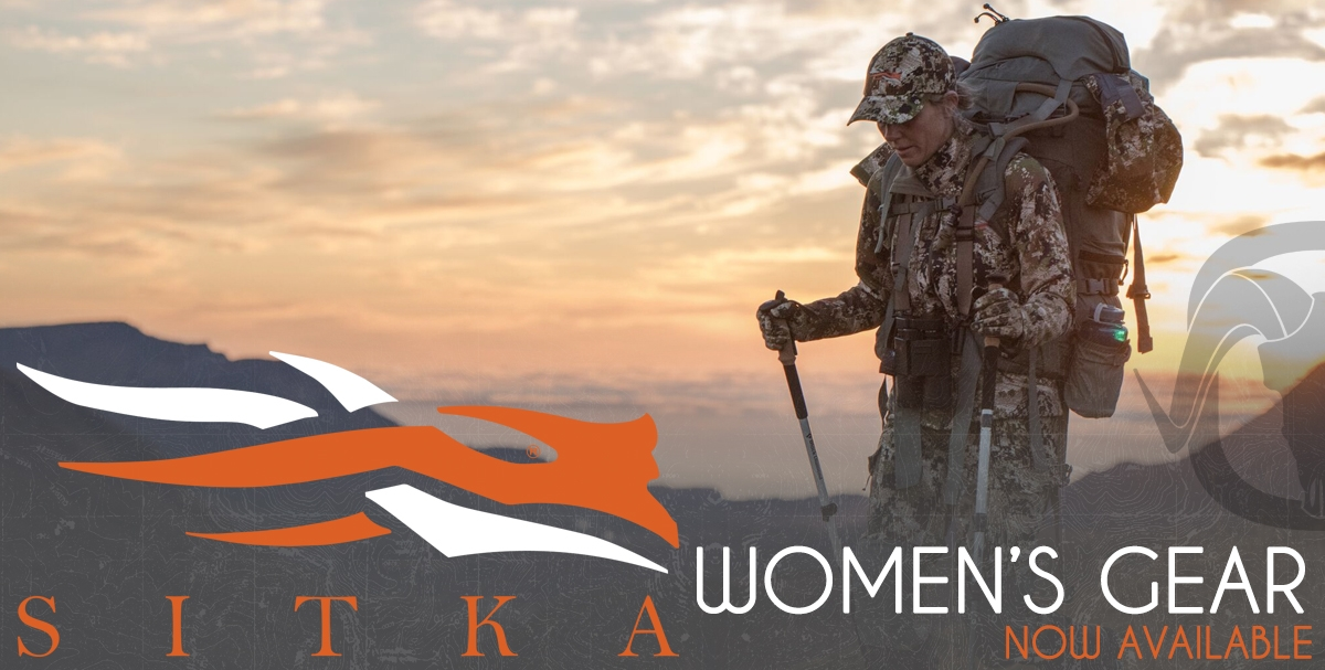 Sitka Women's Gear | Performance Driven