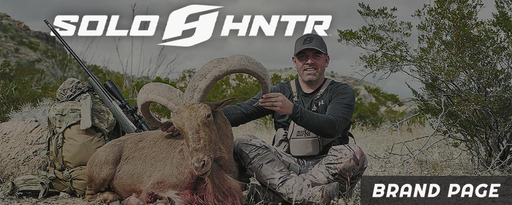 Solo Hunter Rifle Camo Cover and more