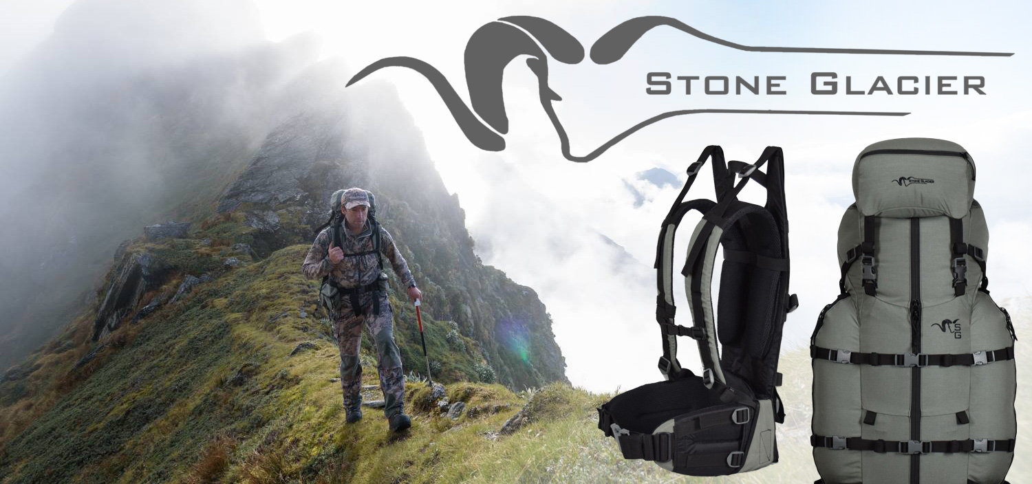 Stone Glacier - Redefining the Capabilites of Ultralight