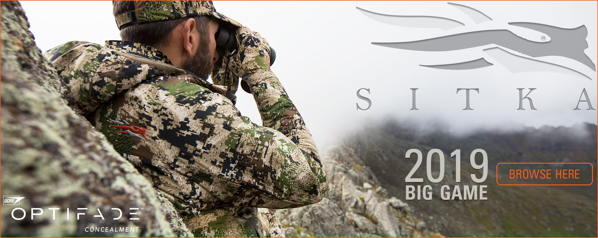 New Sitka Big Game