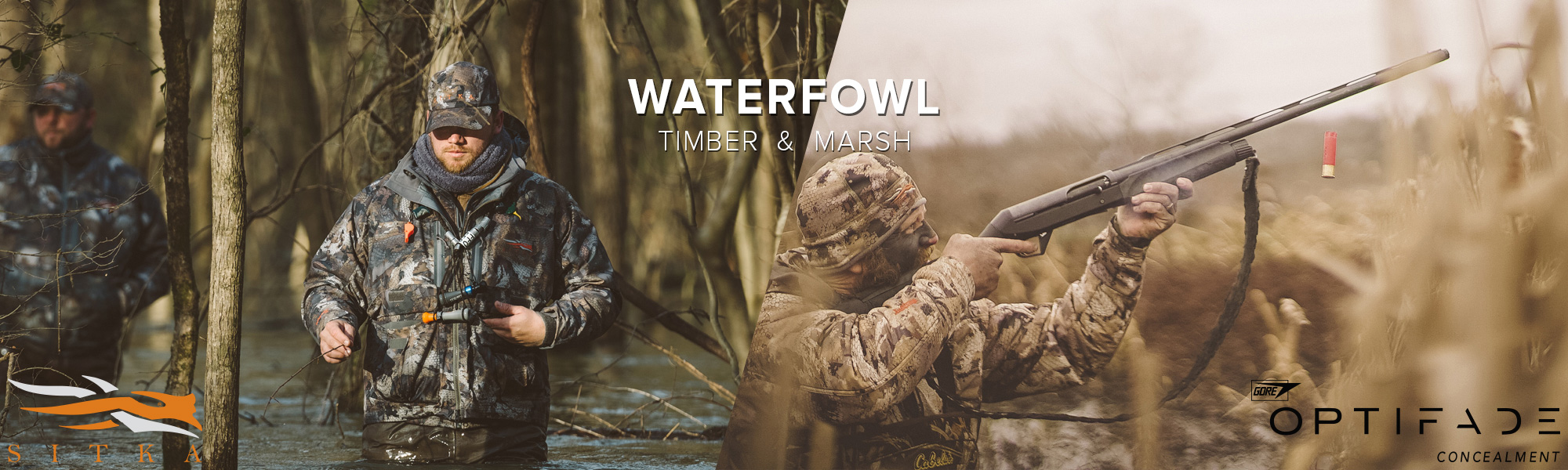 Sitka Waterfowl Gear