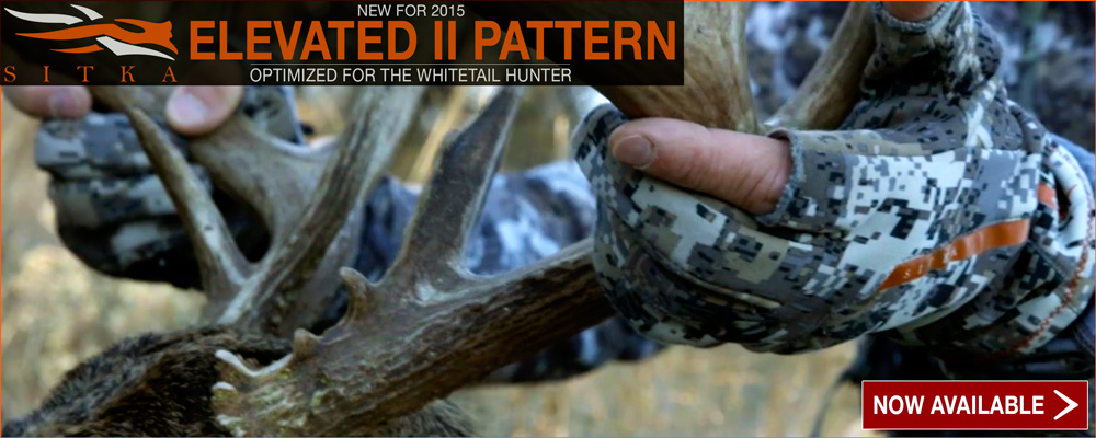 Shop Sitka Elevated II Whitetail