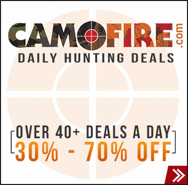 Camofire.com - Daily Hunting Deal