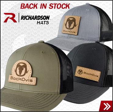 BlackOvis Hats